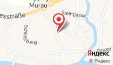 Отель Hotel Lercher на карте