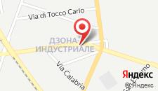 Отель Magri's Hotel на карте
