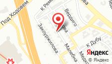 Апарт-отель A. V. Pension Praha на карте