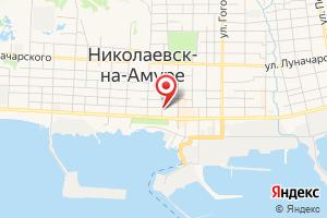 Адрес МУП Николаевские инженерные сети на карте
