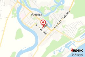 Адрес Энергосбыт на карте