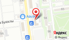Гостиница Сахалин-Саппоро на карте