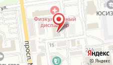 Гостиница Белка на карте