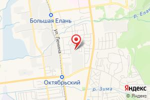 Адрес Водозабор Придорожный на карте