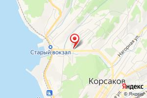 Адрес Служба газа на карте