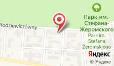 Курортный отель Centrum Zdrowia i Wypoczynku Ikar на карте
