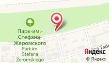 Курортный отель Sanatorium Perla Baltyku на карте