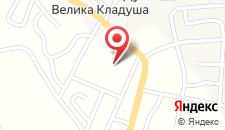 Отель Hotel Konak на карте