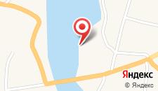 Отель Konak na Uni на карте