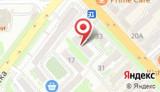 Апартаменты Апартаменты на Горького 19 на карте