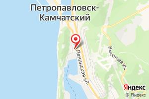 Адрес КамчатскЭнерго на карте