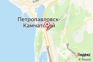 Адрес Камчатэнерго на карте