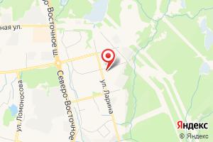 Адрес Трансформаторная подстанция № 600 на карте