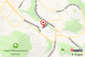 Адрес Камчатсккоммунэнергосбыт на карте