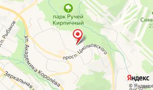 Адрес Трансформаторная подстанция № 558