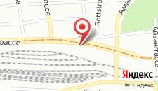 Отель Novum Hotel Kavalier на карте
