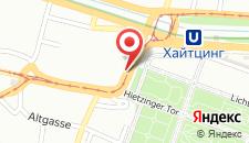 Отель Austria Trend Parkhotel Schönbrunn Wien на карте