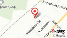 Хостел Workbase Hostel на карте