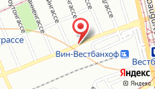 Отель Do Step Inn на карте