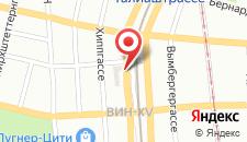 Хостел A&O Wien Stadthalle на карте