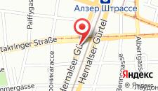 Отель Boutique Hotel Donauwalzer на карте