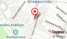 Отель Hotel Ambassador на карте