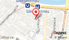 Отель Ruby Lissi Hotel Vienna на карте