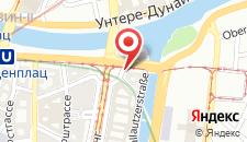 Отель Aparthotel Adagio Vienna City на карте