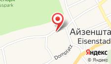 Отель Parkhotel Eisenstadt на карте