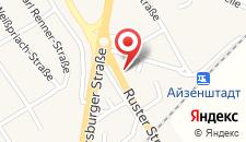 Отель Hotel-Restaurant Ohr на карте