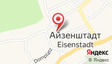 Отель Hotel Burgenland на карте