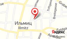 Отель Hotel Weingut Rosenhof на карте