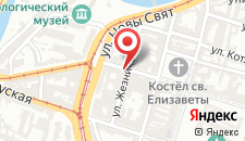 Отель Sofitel Wroclaw Old Town на карте