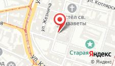 Отель Hotel Dwór Polski на карте