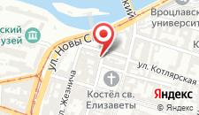 Отель Art Hotel на карте