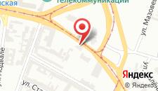 Хостел Vanilla Hostel Wrocław на карте