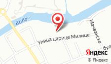 Апартаменты Apartments Villa Kobilj на карте
