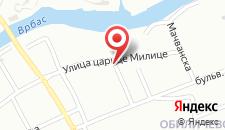 Апартаменты Apartman Vilsonova на карте