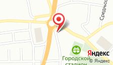 Отель Hotel Ćetojević на карте