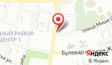 Гостевой дом Guest House Gundulićeva на карте
