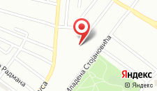 Апартаменты Apartments Boris на карте