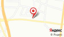 Хостел Hostel Evropa Banja Luka на карте