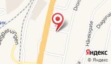 Отель Narvik Hotel на карте