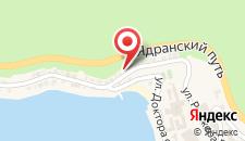 Мотель Motel Jadranka на карте