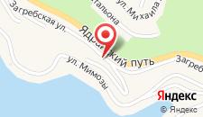 Отель Hotel Adria на карте