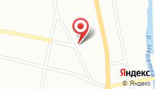 Отель Hotel Mostar на карте