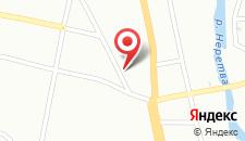 Апартаменты Apartment Alsa на карте