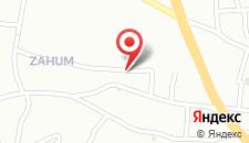 Апартаменты Apartment Mana на карте