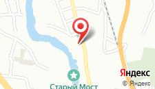 Апартаменты Apartment Stari most на карте