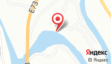 Апартаменты River House Buna на карте